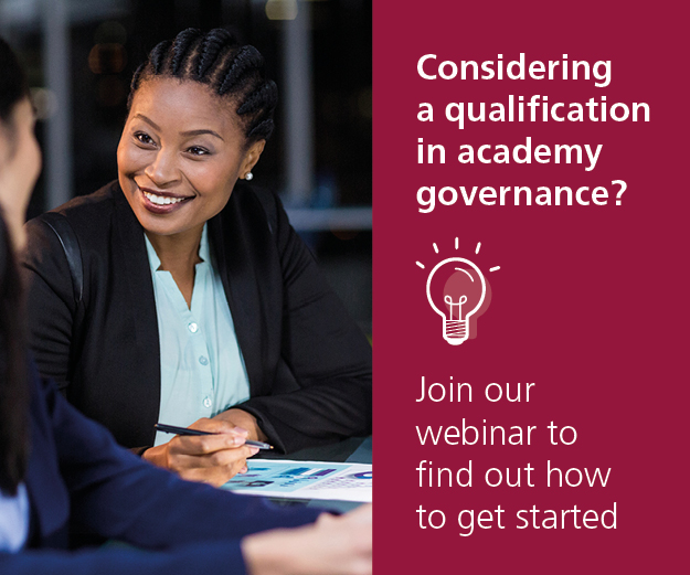 Join our upcoming introduction to a qualification in Academy Governance