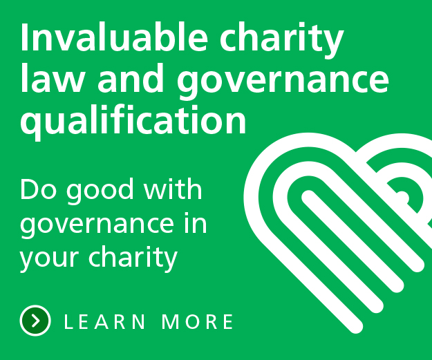 Certificate in Charity Law and Governance