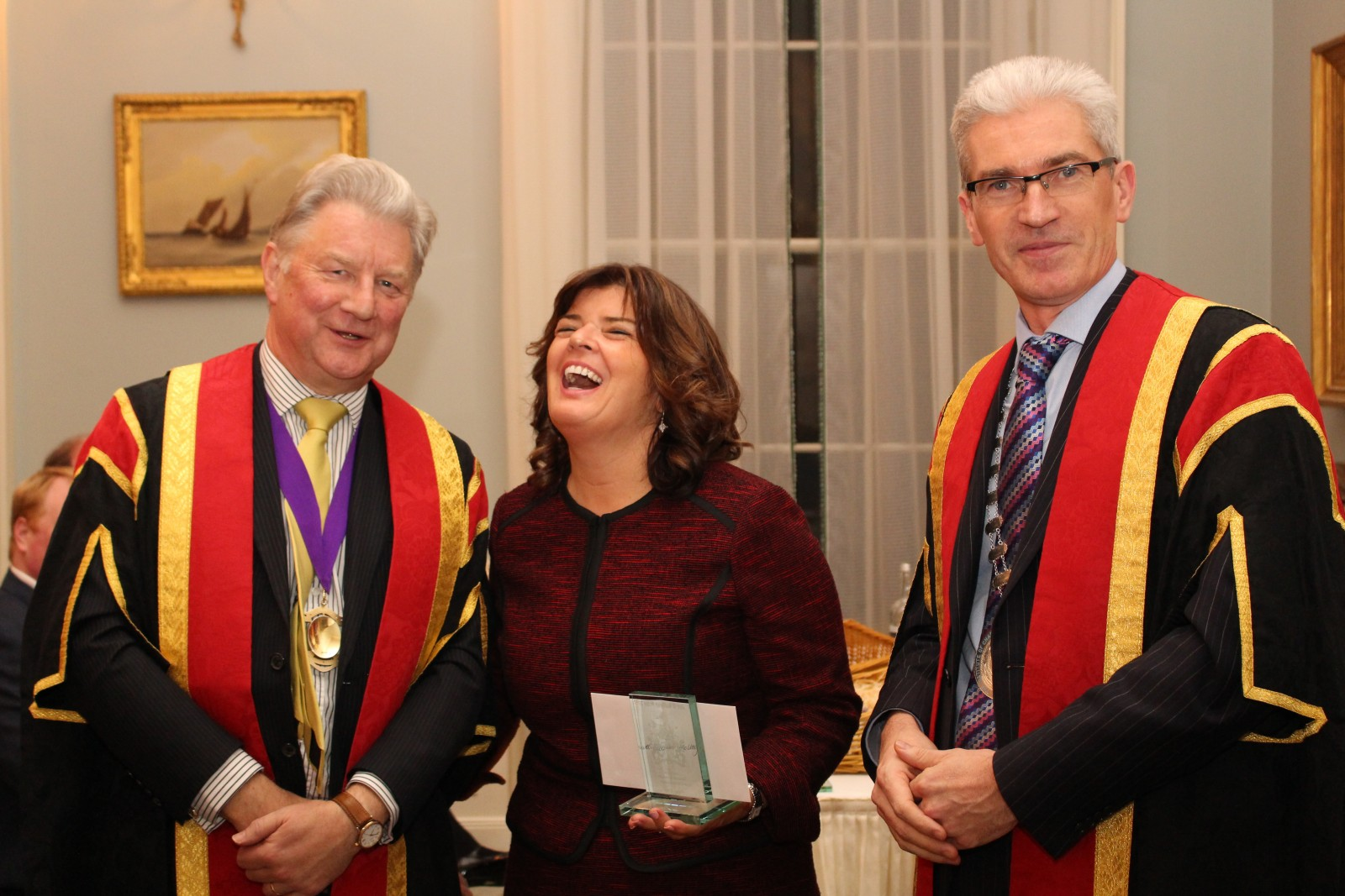 Graduation and Membership Ceremony - Photos now available