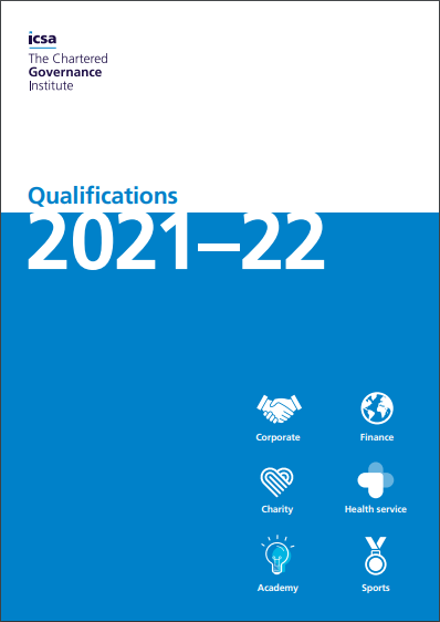 2021 - 22 qualifications and training catalogue