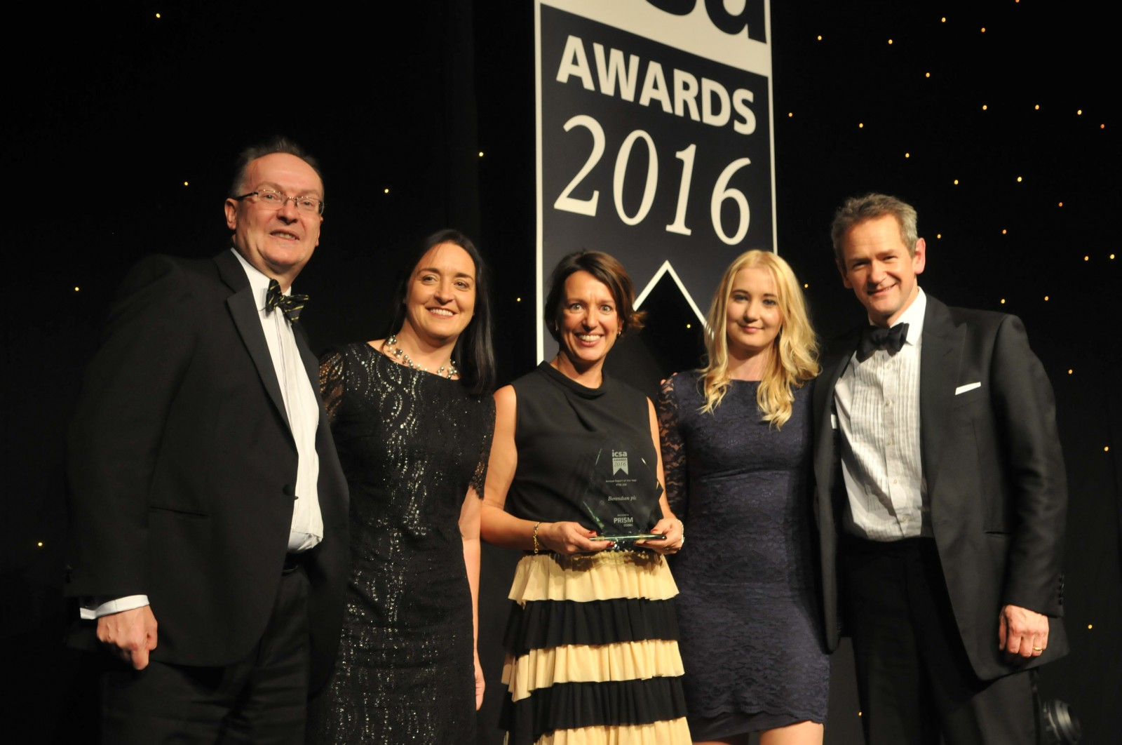ICSA Awards -Annual report of the Year in the FTSE 250