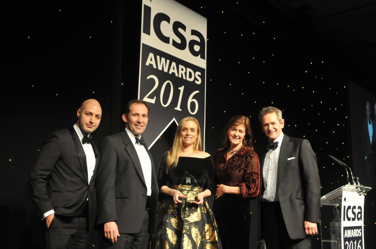 ICSA Awards - Governance Project of the Year