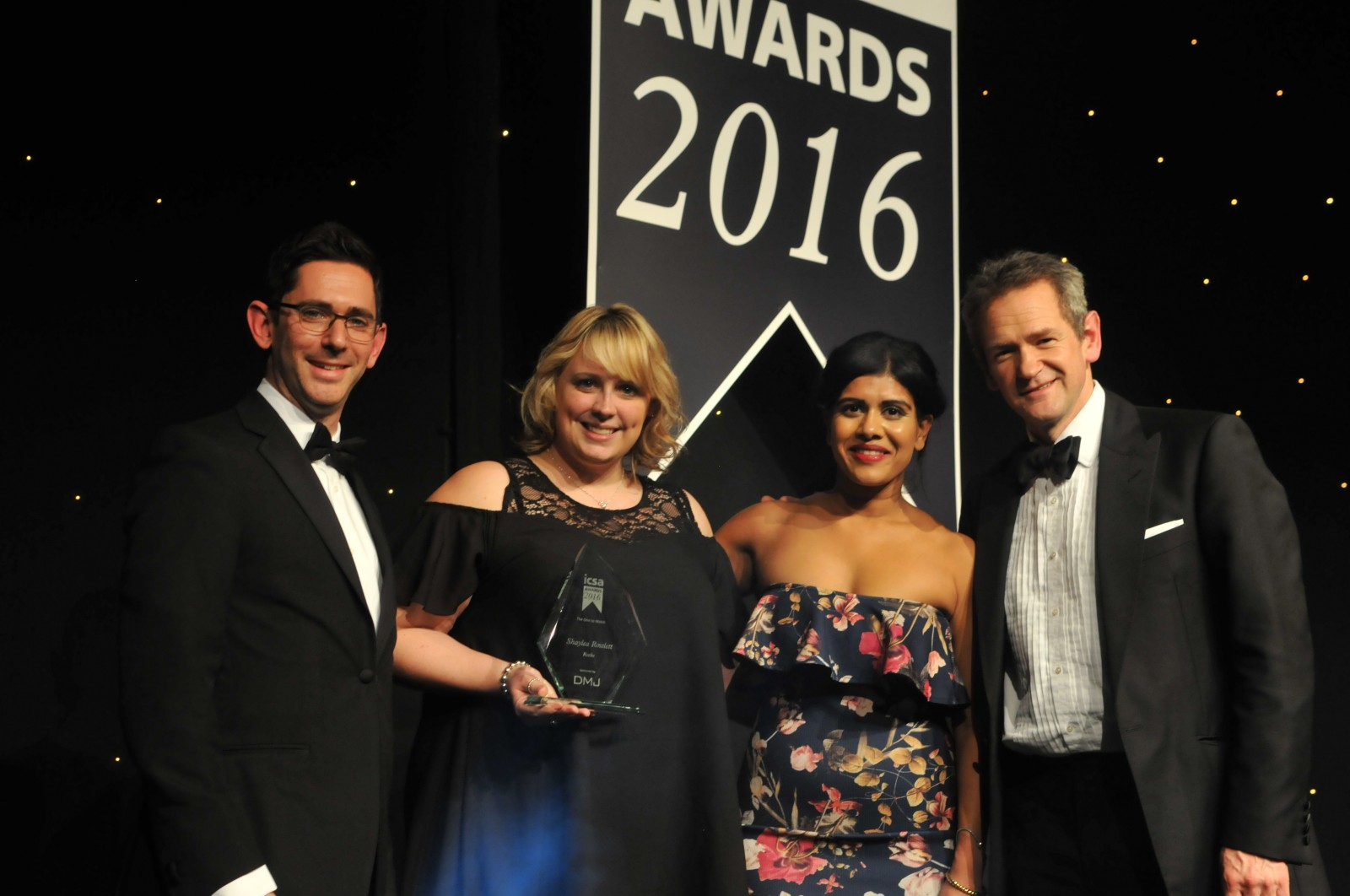 ICSA Awards - The one to watch