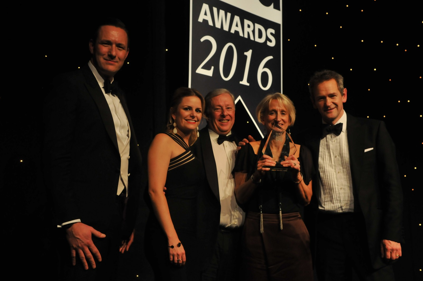ICSA Awards - Company Secretarial Team of the Year