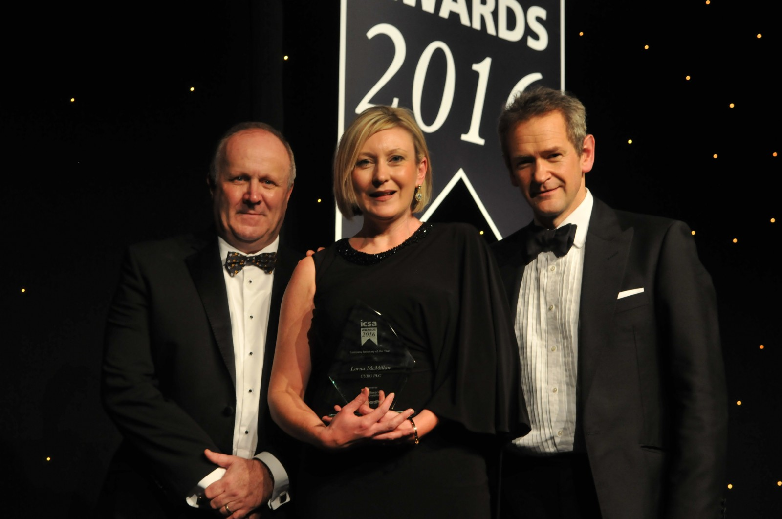 ICSA Awards - Company Secretary of the Year Award