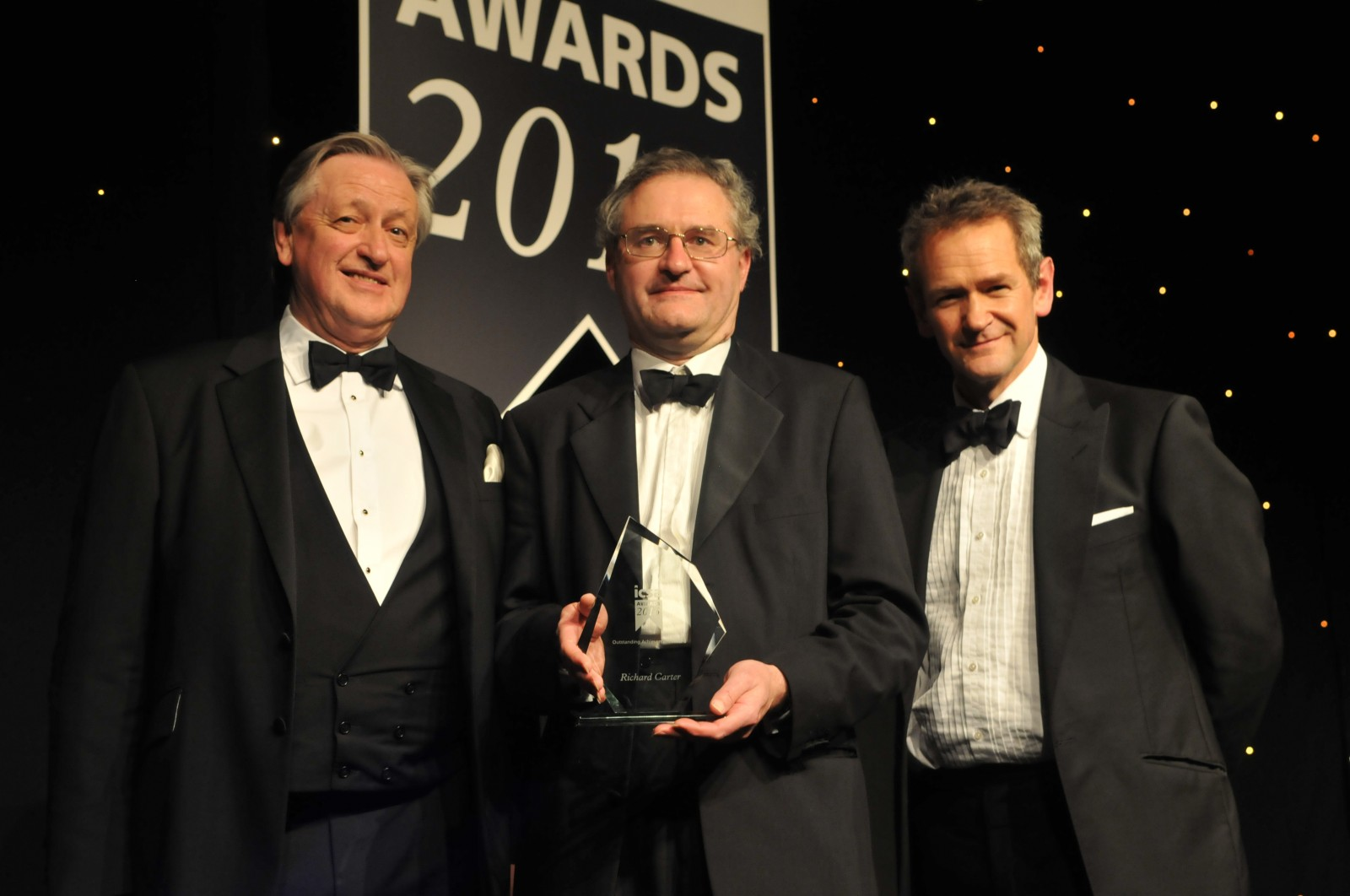 ICSA Awards - Outstanding Achievement Award
