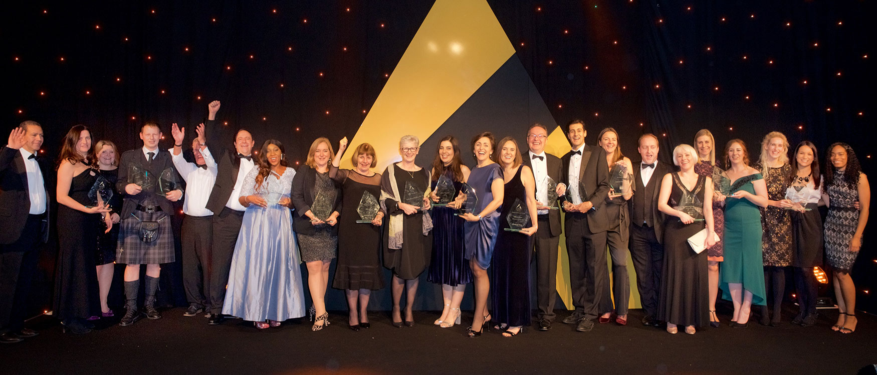 The ICSA Annual Awards 2018