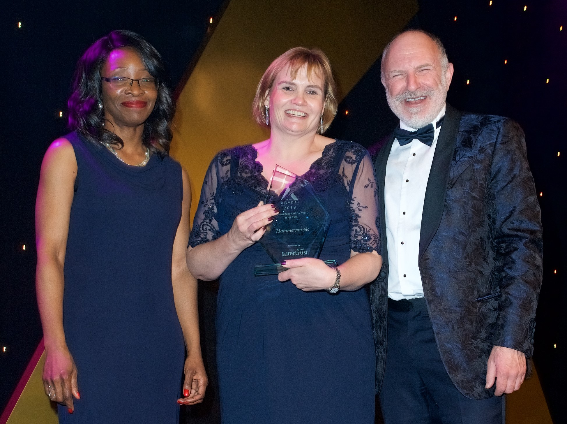 ICSA Awards - Annual Report of the Year FTSE 250