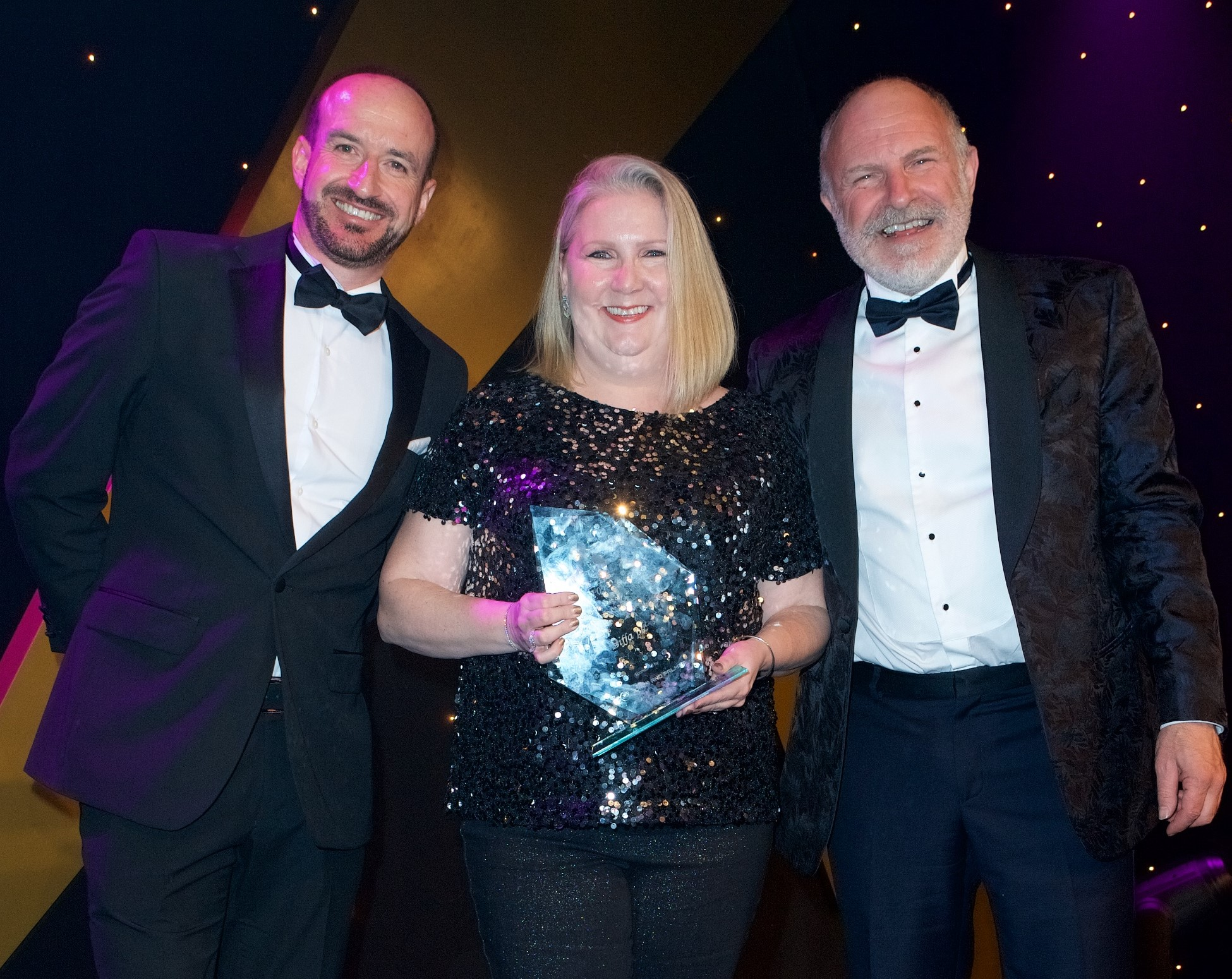 ICSA Awards - Annual Report of the Year Small Cap and AIM