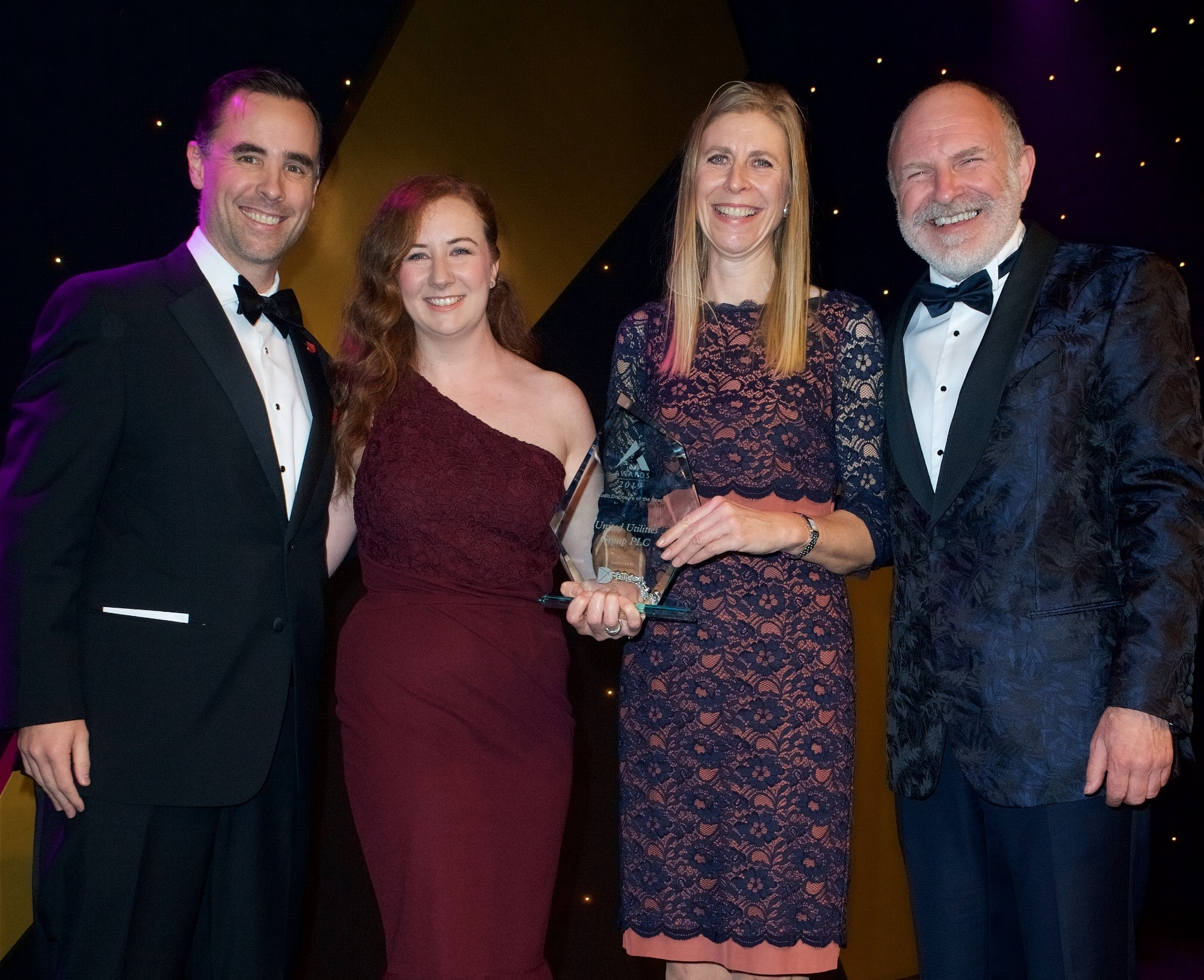 ICSA Awards - Audit Disclosure of the Year