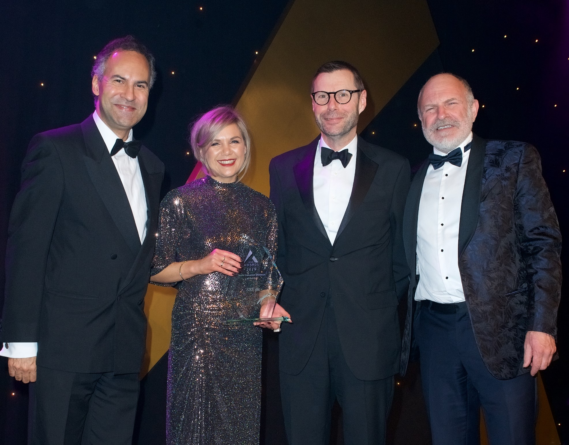ICSA Awards - Board Evaluation Disclosure of the Year