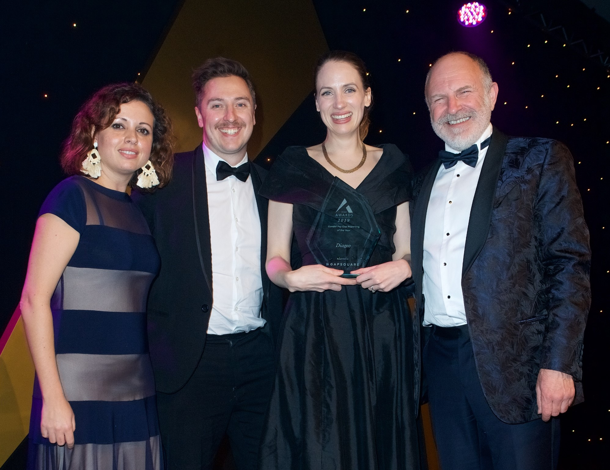 ICSA Awards - Gender Pay Gap Reporting of the Year