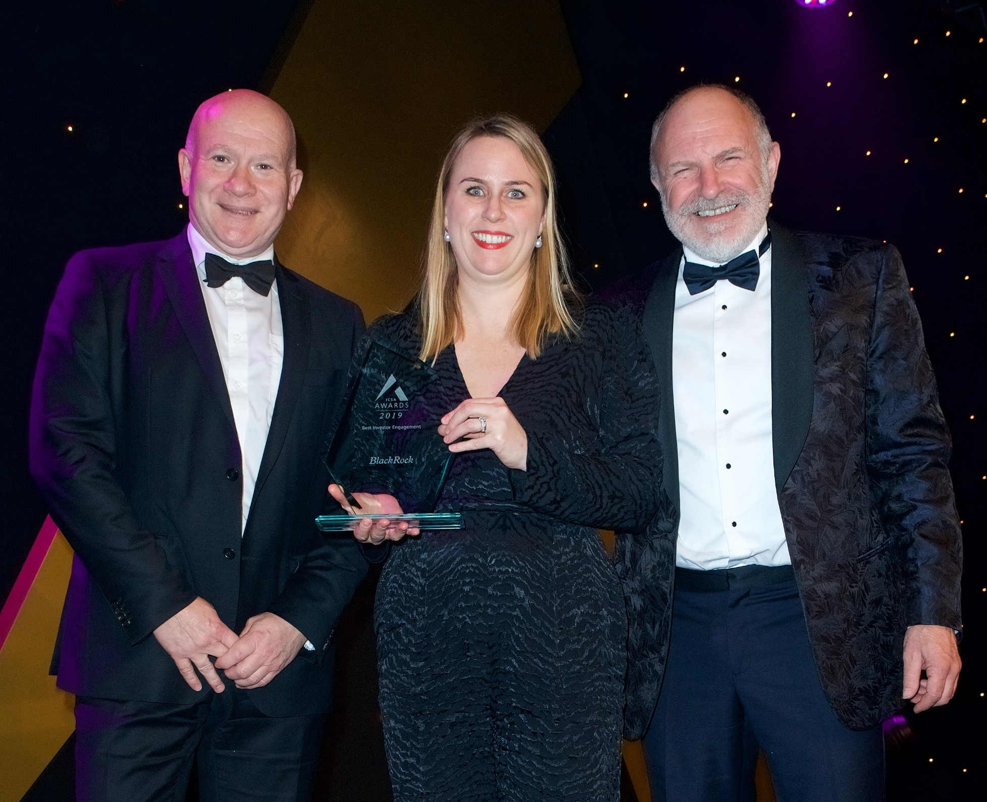 ICSA Awards - Best Investor Engagement