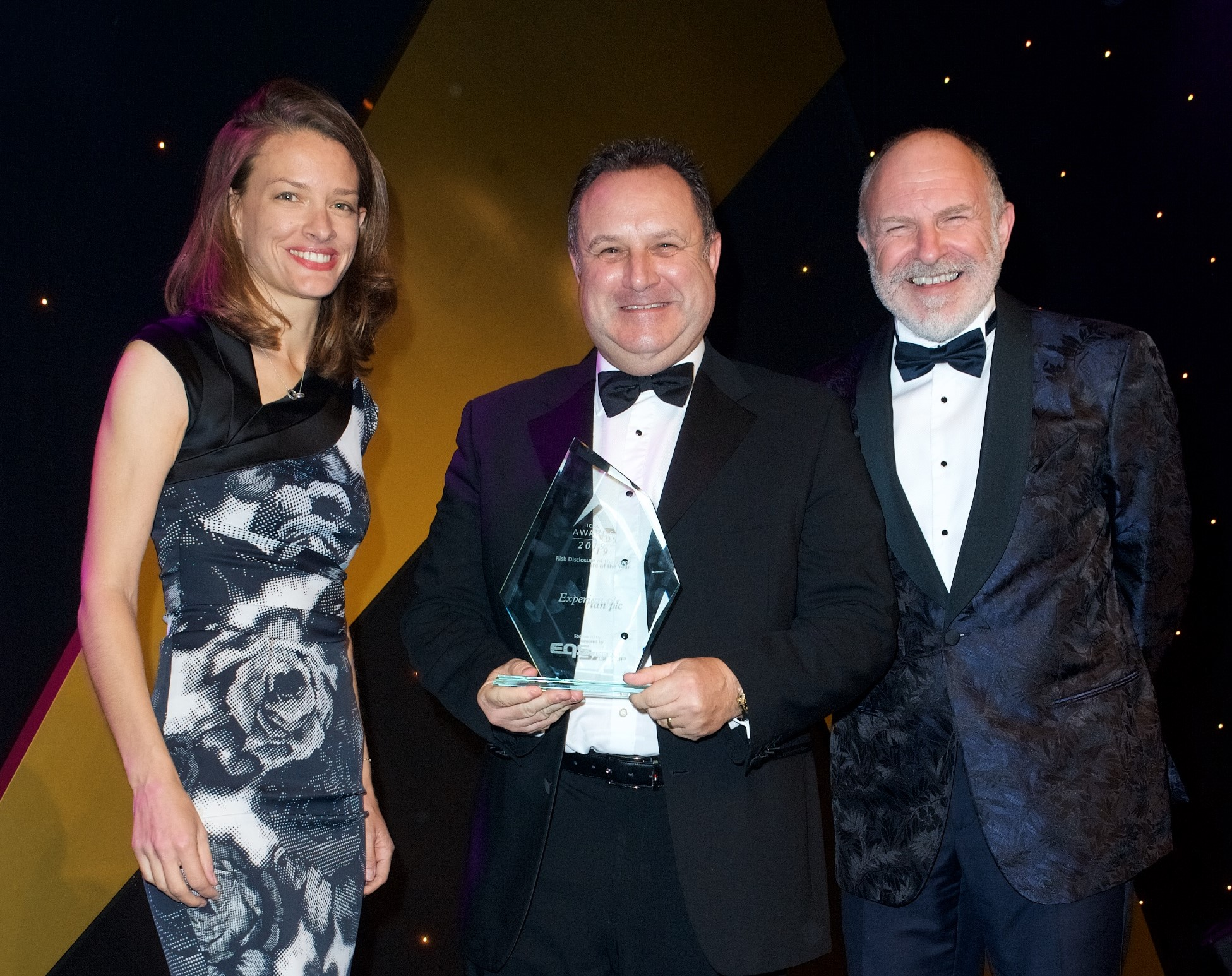 ICSA Awards - Risk Disclosure of the Year
