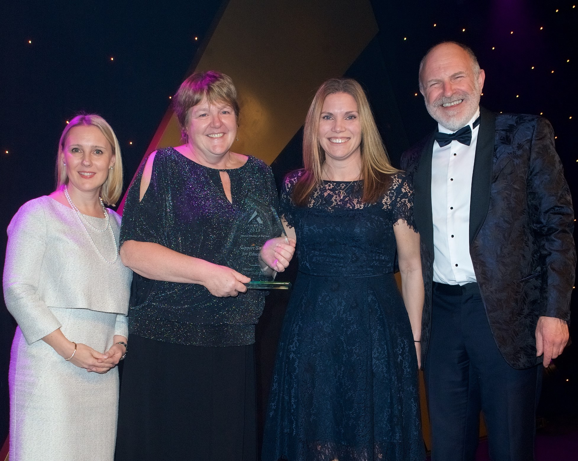 ICSA Awards - Service Provider of the Year