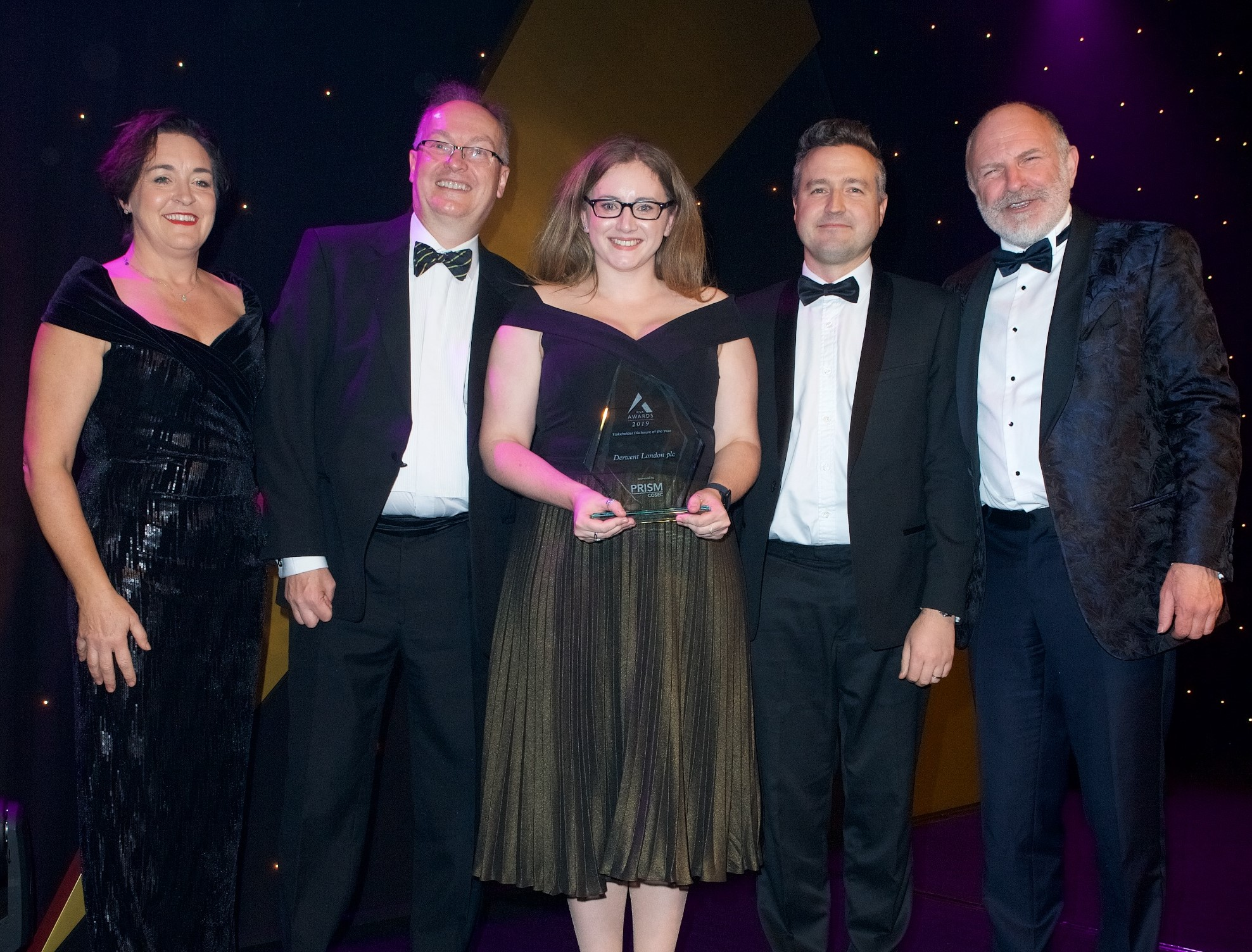 ICSA Awards - Stakeholder Disclosure of the Year