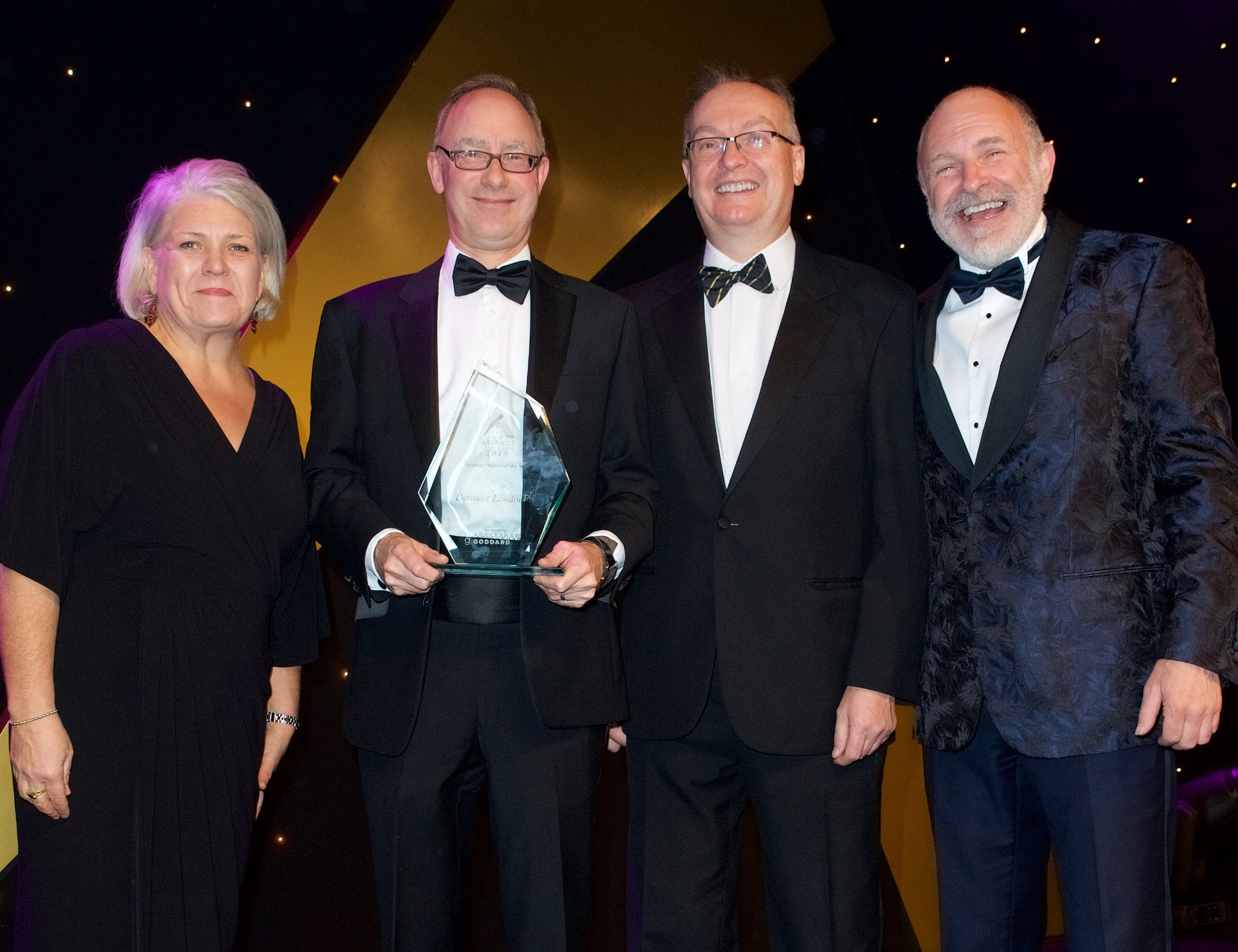 ICSA Awards -Strategic Report of the Year