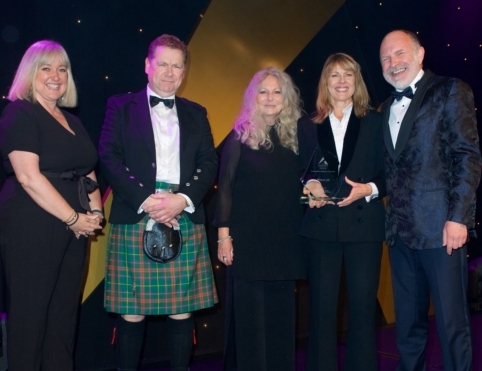 ICSA Awards - Sustainability Report of the Year