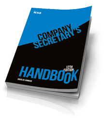 Company Secretary's Handbook, 12th edition