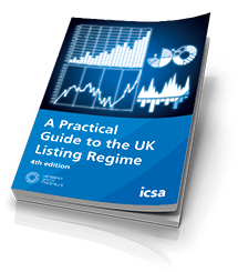 A Practical Guide to the UK Listing Regime, 4th edition