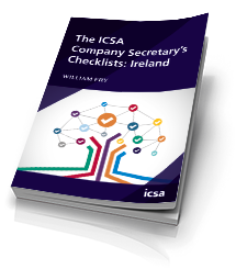 Company Secretary's Checklists: Ireland