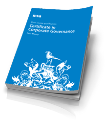 Certificate in Corporate Governance