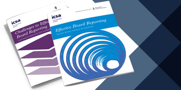 A guide to better board reporting