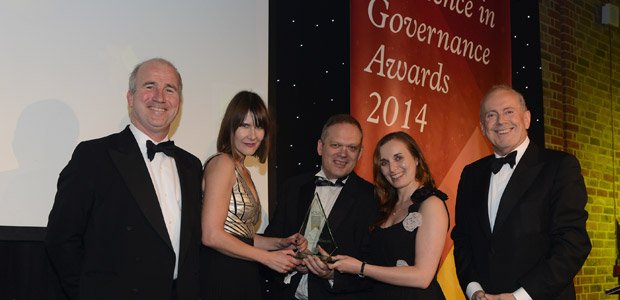 Celebrating integrity, quality and talent – read more on the Excellence in Governance awards