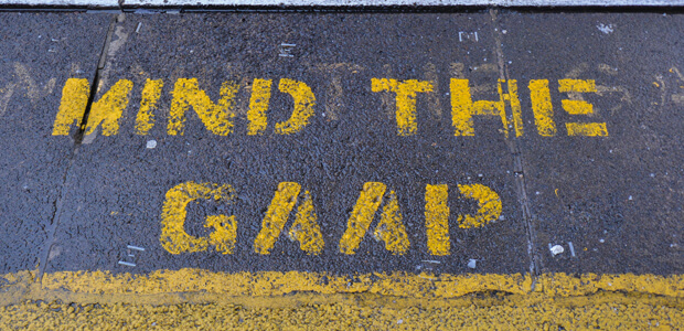 Mind the GAAP - read more