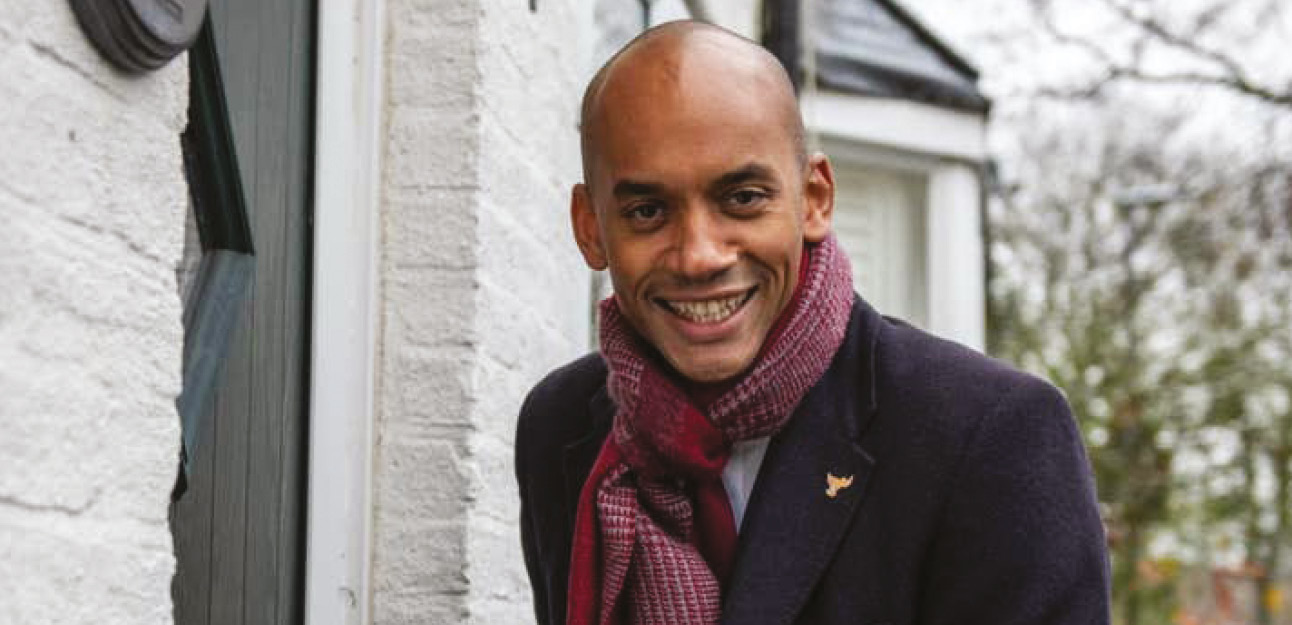 Interview: Chuka Umunna