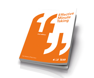 The book on effective minute taking