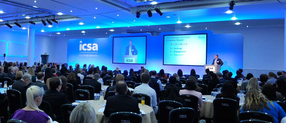 The ICSA Annual Conference 2019