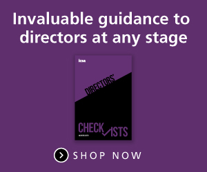 Invaluable guidance to directors at any stage