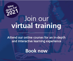 Learn more about our virtual training courses