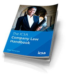The ICSA Company Law Handbook