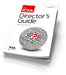 The ICSA Director's Guide, 5th edition