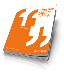 Effective Minute Taking, 2nd edition
