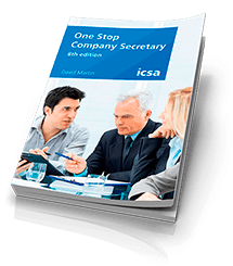 One Stop Company Secretary, 8th edition