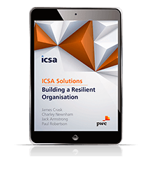 Building a Resilient Organisation (ICSA Solutions)