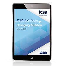 Changing Auditors (ICSA Solutions)