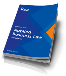 Applied Business Law, 3rd edition (CSQS)