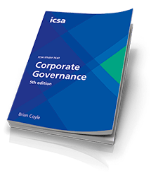 Corporate Governance, 5th edition (CSQS)