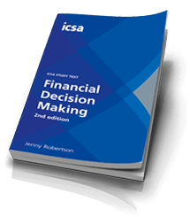 Financial Decision Making 2nd edition (CSQS)
