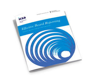 Effective Board Reporting