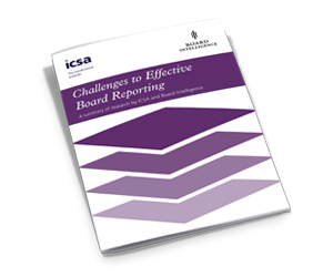 Challenges to Effective Board Reporting