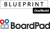 BoardPad and Blueprint OneWorld