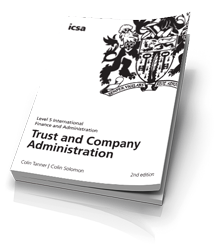 Trust and Company Administration, 2nd edition