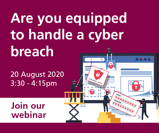 Join our webinar on the 20th August