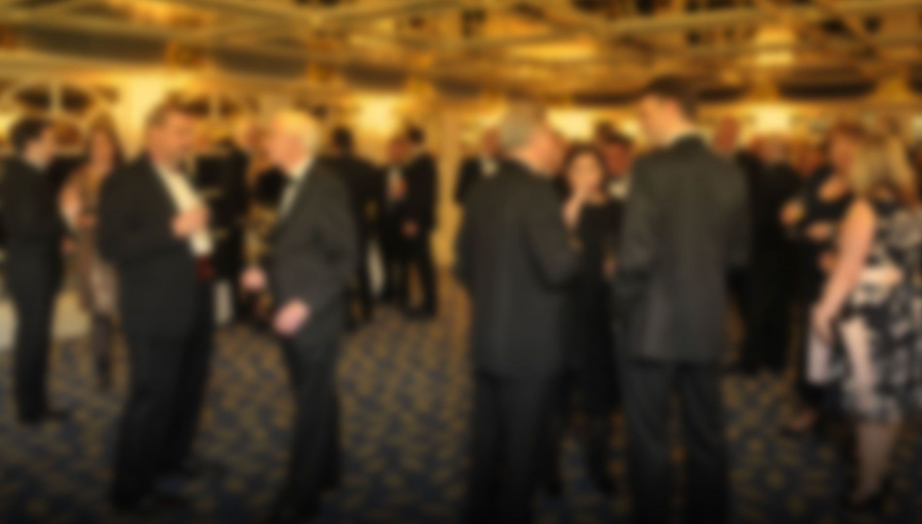 People at the ICSA Awards