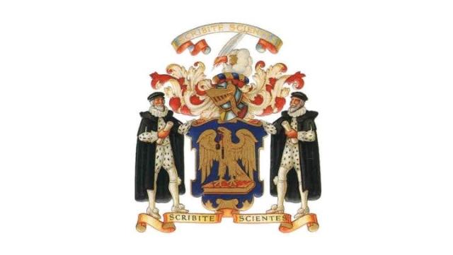 The Worshipful Company of Scriveners logo